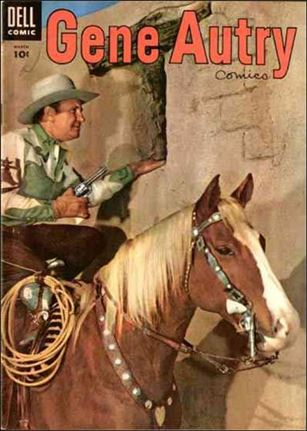 Gene Autry Comics (1946) 97-A