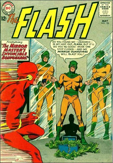 Flash (1959) 136-A by DC
