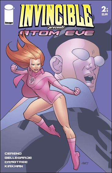 Invincible Presents Atom Eve 2-A by Image