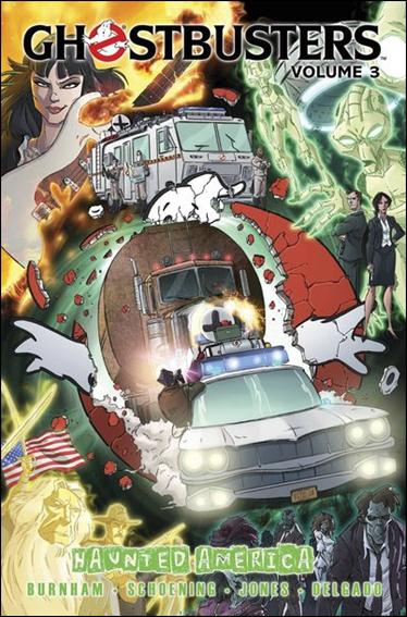 Ghostbusters  3-A by IDW