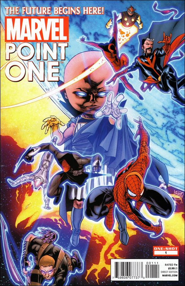 Point One 1-A by Marvel