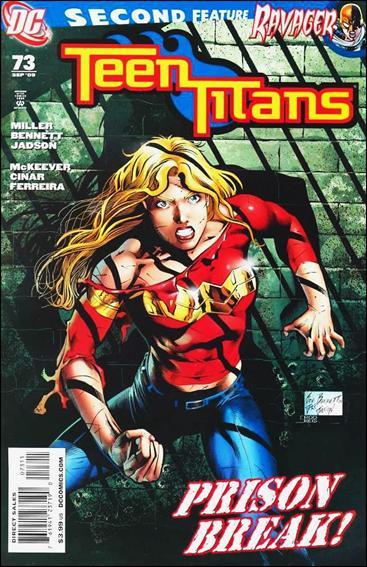 Teen Titans (2003) 73-A by DC