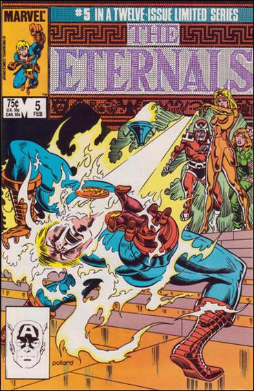 Eternals (1985) 5-A by Marvel