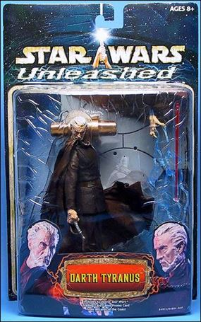 Star Wars: Unleashed Darth Tyranus