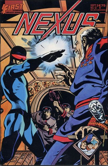 Nexus (1985) 12-A by First