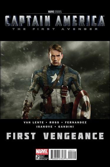 Captain America: First Vengeance 2-A by Marvel