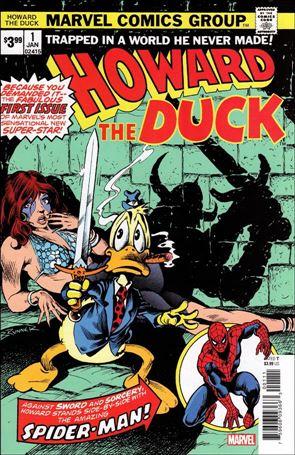 Howard the Duck (1976) 1-C