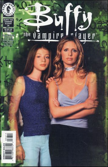 Buffy the Vampire Slayer (1998) 36-B by Dark Horse