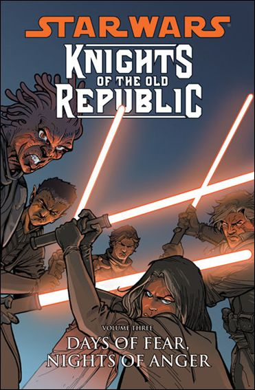 Star Wars: Knights of the Old Republic 3-A by Dark Horse
