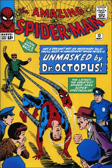 Amazing Spider-Man (1963) 12-A by Marvel