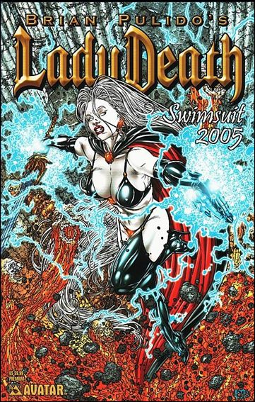 Lady Death: Swimsuit Special 2005-C by Avatar Press