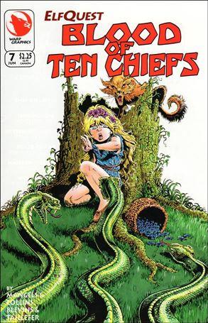 Elfquest: Blood of Ten Chiefs 7-A