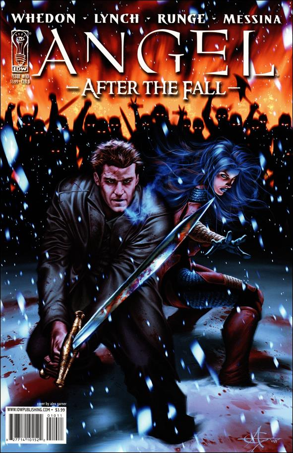 Angel: After the Fall 10-B by IDW