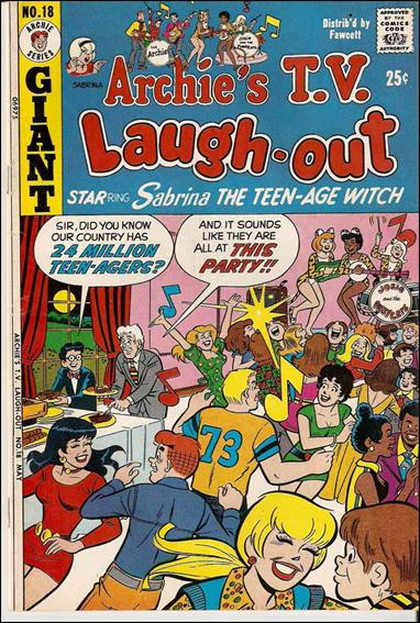 Archie's TV Laugh-Out 18-A by Archie