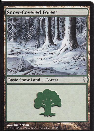 Magic the Gathering: Coldsnap (Base Set)155-A by Wizards of the Coast