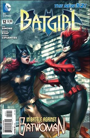 Batgirl (2011) 12-A
