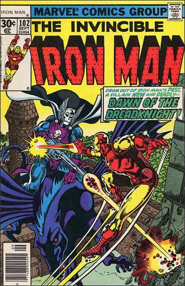 Iron Man (1968) 102-A by Marvel