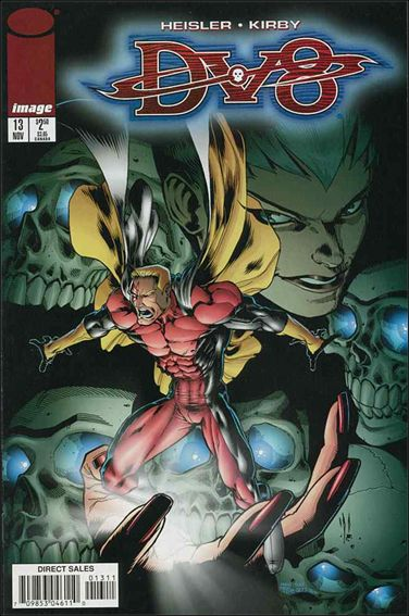 DV8 13-A by WildStorm