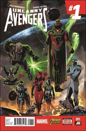 Uncanny Avengers (2015) 1-A