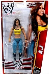 WWE Superstars (2013) AJ by Mattel