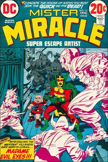 Mister Miracle (1971) 14-A by DC