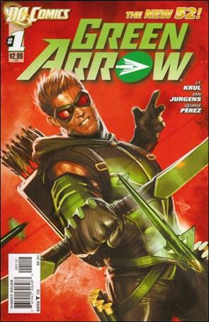 Green Arrow (2011) 1-B