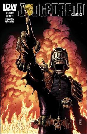 Judge Dredd Classics: The Dark Judges 1-A