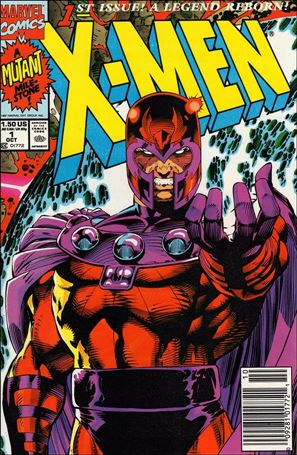 X-Men (1991) 1-D