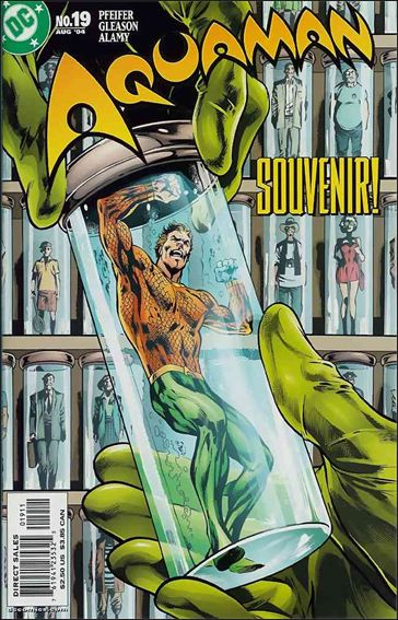 Aquaman (2003) 19-A by DC