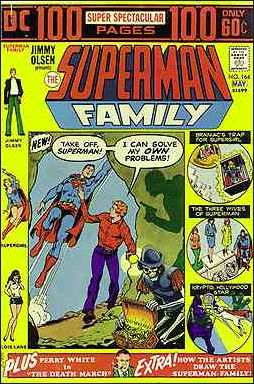 Superman Family 164-A by DC