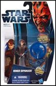 "Star Wars: The Clone Wars Collection 3 3/4"" Figures (2012) Anakin Skywalker"