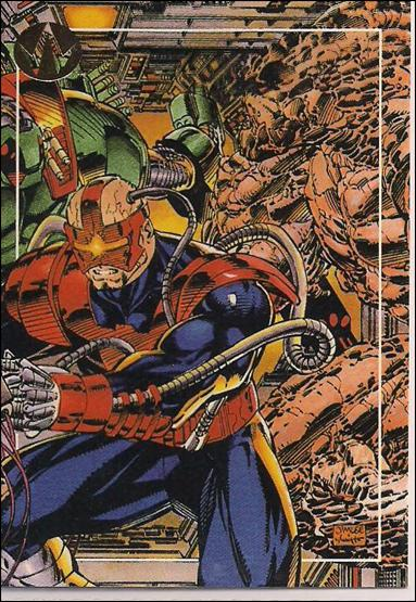 WildC.A.T.s: Set 1 (Base Set) 46-A by Topps