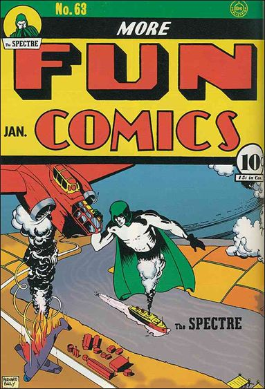 More Fun Comics 63-A by DC