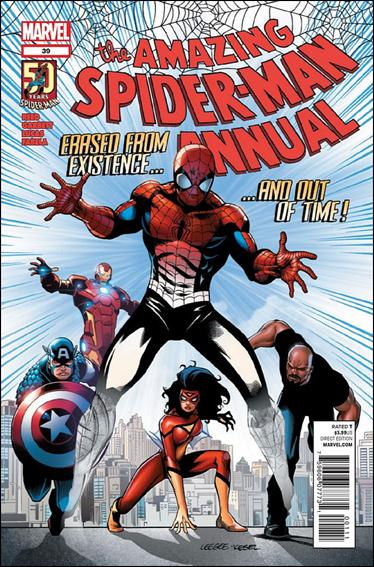 Amazing Spider-Man Annual 39-A by Marvel