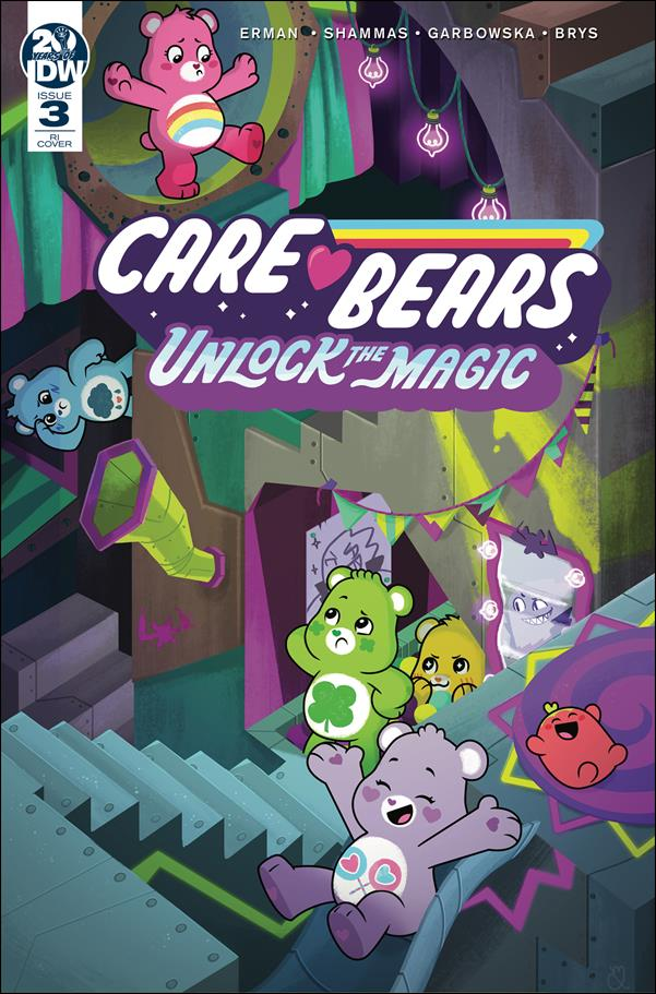 Care Bears (2019) 3-B by IDW