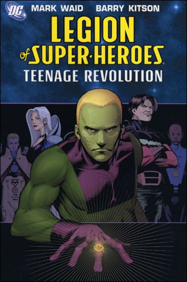 Legion of Super-Heroes (2005) 1-A by DC