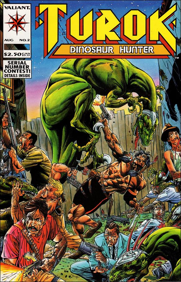 Turok: Dinosaur Hunter 2-A by Valiant
