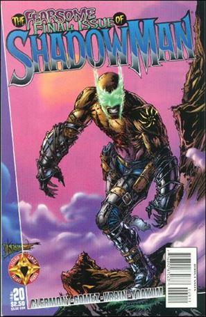 Shadowman (1997) 20-A