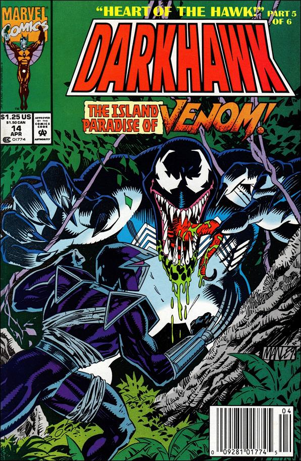 Darkhawk 14-A by Marvel