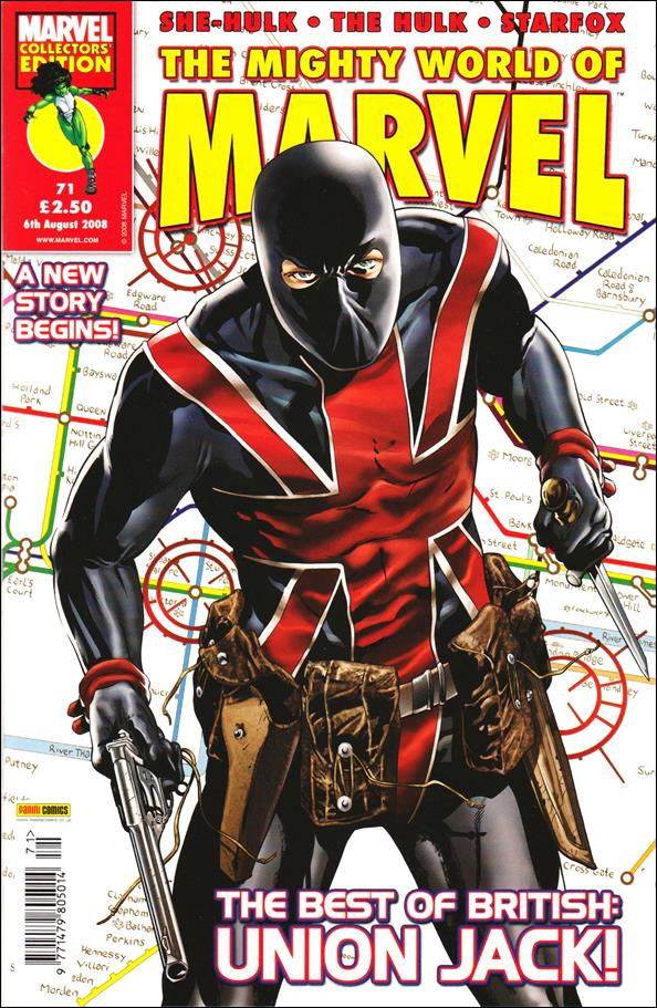 Mighty World of Marvel (UK) (2003) 71-A by Panini