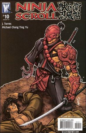 Ninja Scroll 10-A