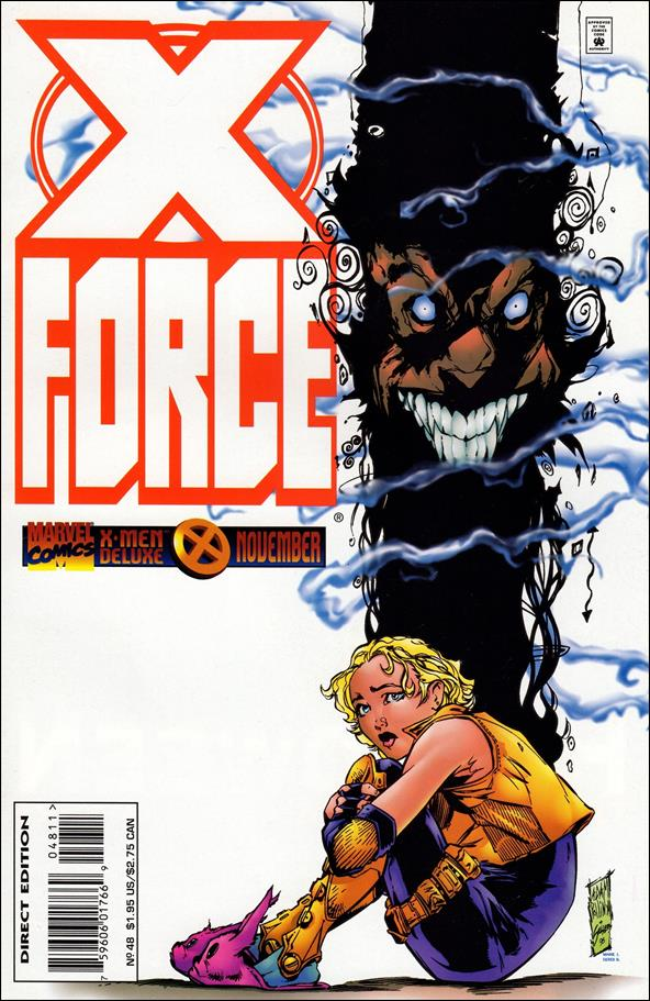 X-Force (1991) 48-A by Marvel