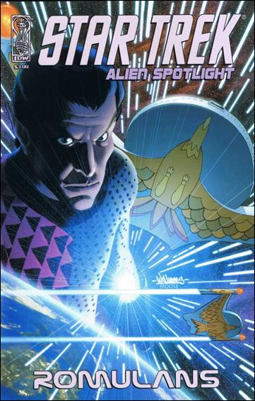 Star Trek: Alien Spotlight: Romulans (2009) nn-A by IDW