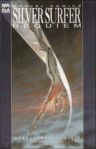 Silver Surfer: Requiem 1-B by Marvel