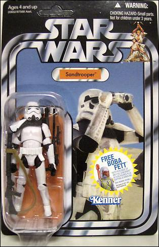"Star Wars: Vintage Collection 3 3/4"" Figures Sandtrooper by Hasbro"