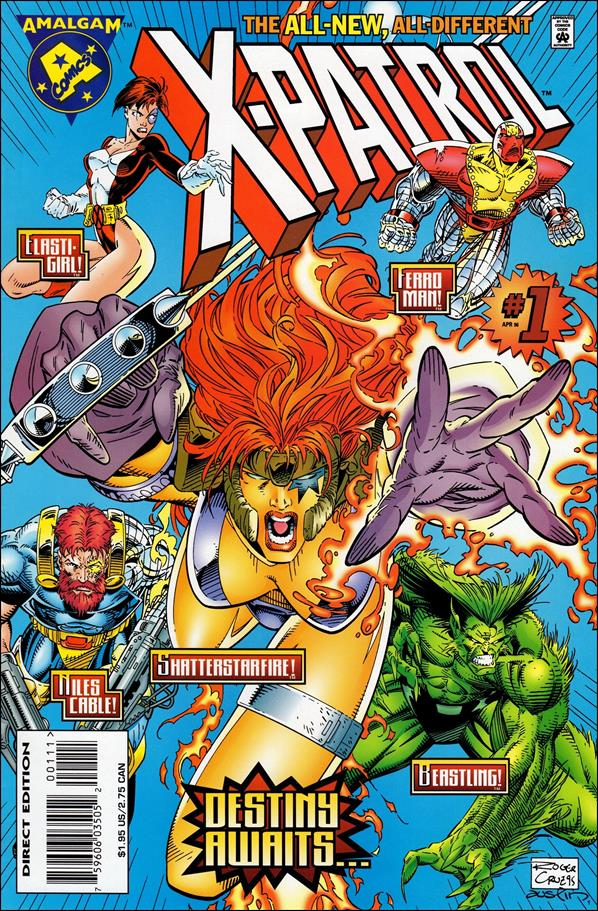 X-Patrol 1-A by Amalgam