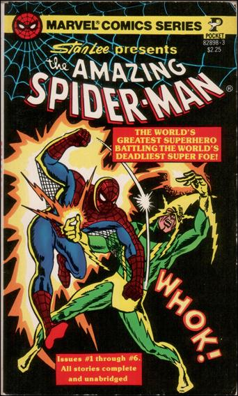 Amazing Spider-Man (1977) 1-B by Pocket Books