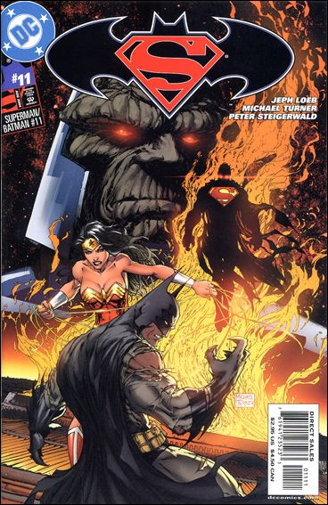 Superman/Batman 11-A by DC