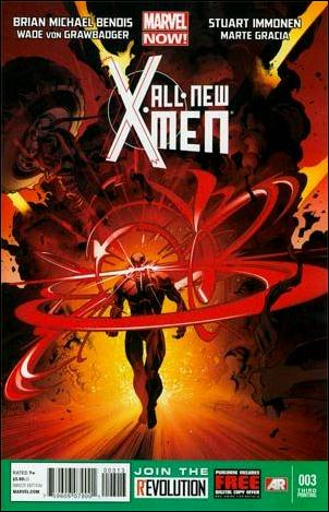 All-New X-Men (2013) 3-D by Marvel