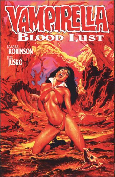 Vampirella: Blood Lust 1-A by Harris